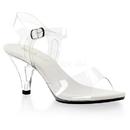 "Fabulicious BELLE-308 Shoes : 3"" Belle, 3"