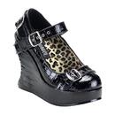 Demonia BRAVO-10 Women's Heels & Platform Shoes, 5