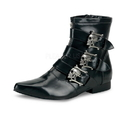Demonia BROGUE-06 Unisex Platform Shoes & Boots, 1