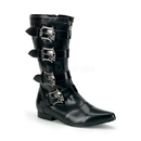 Demonia BROGUE-107 Unisex Platform Shoes & Boots, 1
