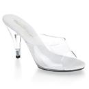 """Fabulicious CARESS-401 Shoes : 4"""" Caress, 4"""