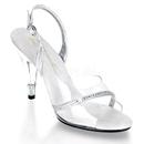 """Fabulicious CARESS-456 Shoes : 4"""" Caress, 4"""
