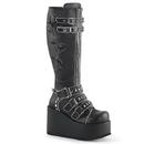 Demonia CONCORD-110 Women's Mid-Calf & Knee High Boots