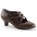 Funtasma DAME-02 Women's Shoes, 2' Kitten Heel Pump