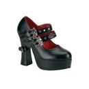 Demonia DEMON-16 Women's Heels & Platform Shoes, 5