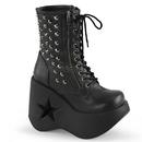 Demonia DYNAMITE-100 Women's Mid-Calf & Knee High Boots, 5