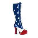 Funtasma ELECTRA-2030 Women's Boots, 5