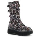 Demonia EMILY-340 Women's Mid-Calf & Knee High Boots