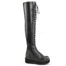 Demonia EMILY-375 Women's Over-the-Knee Boots, 2