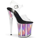 "Pleaser FLAMINGO-808HGI Platforms (Exotic Dancing) : 8"" Heel"