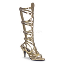 Funtasma GODDESS-12 Women's Boots, 3 1/2