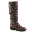 Funtasma GOTHAM-110 Men's Boots, 1 1/2