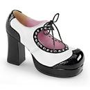 Demonia GOTHIKA-10 Women's Heels & Platform Shoes, 3 3/4