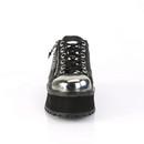Demonia : Unisex Platform Shoes & Boots-D2GRAD04/BVL