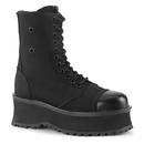 Demonia GRAVEDIGGER-10 Unisex Platform Shoes & Boots