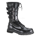 Demonia GRAVEL-14 Unisex Platform Shoes & Boots, 1 1/4