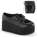 Demonia GRIP-02 Women's Heels & Platform Shoes, 2 3/4