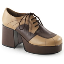 Funtasma JAZZ-06 Men's Shoes, 3 1/2