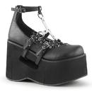 Demonia KERA-09 Women's Heels & Platform Shoes, 4 1/2