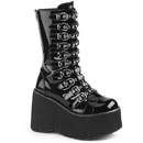 Demonia KERA-50 Women's Mid-Calf & Knee High Boots