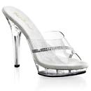 "Fabulicious LIP-101R Shoes : 5"" Lip, 5"