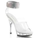 "Fabulicious LIP-142 Shoes : 5"" Lip, 5"