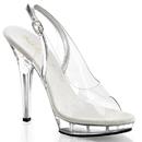 "Fabulicious LIP-150 Shoes : 5"" Lip, 5"