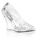 """Fabulicious LOVELY-420RS Shoes : 4"""" Lovely, 4"""