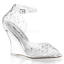 """Fabulicious LOVELY-430RS Shoes : 4"""" Lovely, 4"""