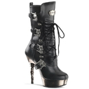 Demonia MUERTO-1026 Women's Mid-Calf & Knee High Boots, 5 1/2