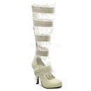 Funtasma MUMMY-100 Women's Shoes, 4 1/2