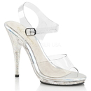 """Fabulicious POISE-508MG Shoes : 5"""" Poise, 5"""