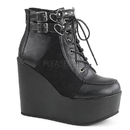 Demonia POISON-105 Women's Ankle Boots, 5