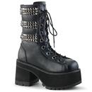 Demonia RANGER-305 Women's Mid-Calf & Knee High Boots