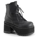 Demonia RANGER-102 Women's Ankle Boots, 3 3/4