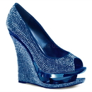 """Pleaser RAZZLE-660RS Pleaser Day & Night : Shoes : 5 1/2"""" Razzle, 5 1/2"""