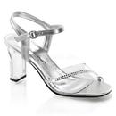 "Fabulicious ROMANCE-308R Shoes : 3 1/4"" Romance, 3 1/4"