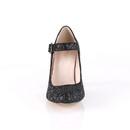 "Fabulicious : Shoes : 4"" Sabrina-D2SAB07/BG"