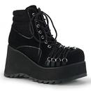 Demonia SCENE-32 Women's Ankle Boots