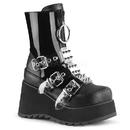 Demonia : Women's Mid-Calf & Knee High Boots-D2SCE51/BPT-BVL