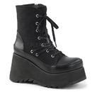 Demonia SCENE-50 Women's Ankle Boots, 3 1/2