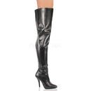 Pleaser SEDUCE-3010 Single Soles : Thigh High Boots, 5