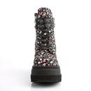 Demonia SHAKER-52ST Women's Ankle Boots