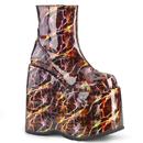 Demonia : Women's Ankle Boots-D2SLAY204LBH/BYHG