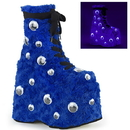 Demonia SLAY-206 Women's Mid-Calf & Knee High Boots