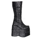 Demonia STACK-301G Unisex Platform Shoes & Boots, 7