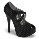 Bordello TEEZE-23 Shoes : Teeze, 5 3/4