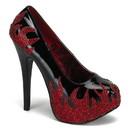 Bordello TEEZE-27 Shoes : Teeze, 5 3/4