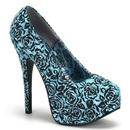 Bordello TEEZE-39 Shoes : Teeze, 5 3/4