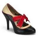 Bordello TEMPT-27 Shoes : Tempt, 4 1/2
